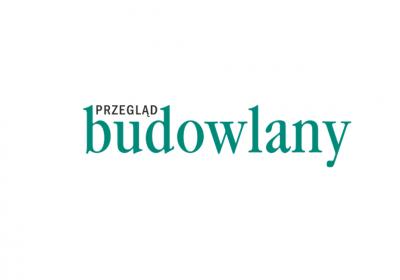 Przegląd Budowlany - 1 artykuł