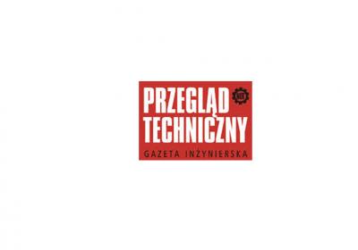 Przegląd Techniczny - 2 artykuły