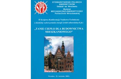 Tanie ciepło dla budownictwa mieszkaniowego, Wrocław 2003