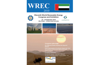 World Renewable Energy Congress, Abu Dhabi 2010