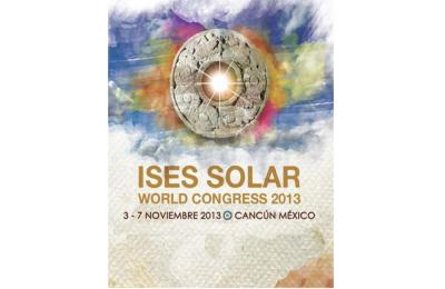 ISES Solar World Congress, Cancun 2013
