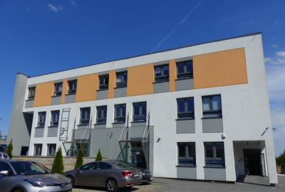 Budynek biurowy w Blizne Łaszczyńskiego k.Warszawy