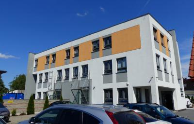 Budynek biurowy w Blizne Łaszczyńskiego k. Warszawy