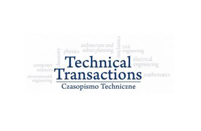 Czasopismo Techniczne / Technical Transactions - 2 artykuły
