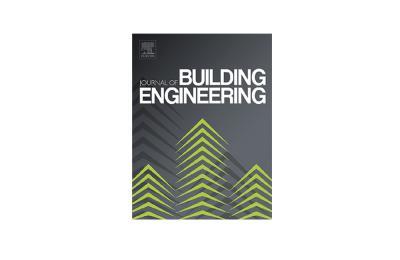 Journal of Building Engineering - 1 artykuł