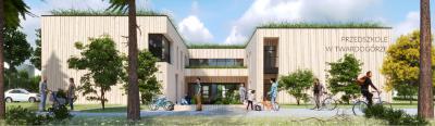 Przedszkole proekologiczne w Twardogórze