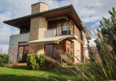 Dom jednorodzinny w Lesznowoli