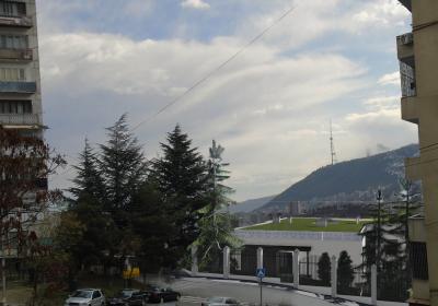 Villa Berika w Tbilisi -siedziba Ambasadora RP w Gruzji