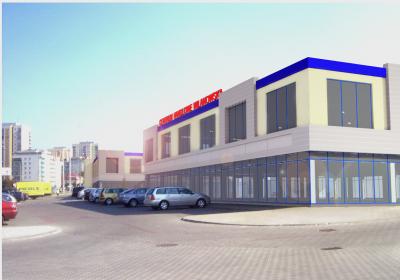 """Centrum Handlowe """"Wilanowska"""" w Warszawie"""