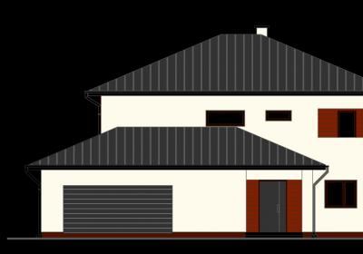 Dom jednorodzinny przy Olbrachta w Warszawie
